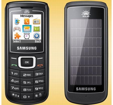 Samsung Solar E-1107