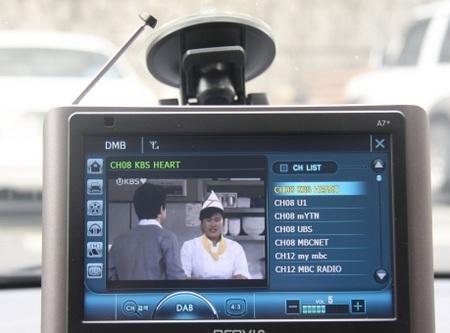 Hyundai Provia A7+ GPS Navigation Device 1