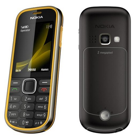 Nokia 3720 Classic the most rugged mobile phone