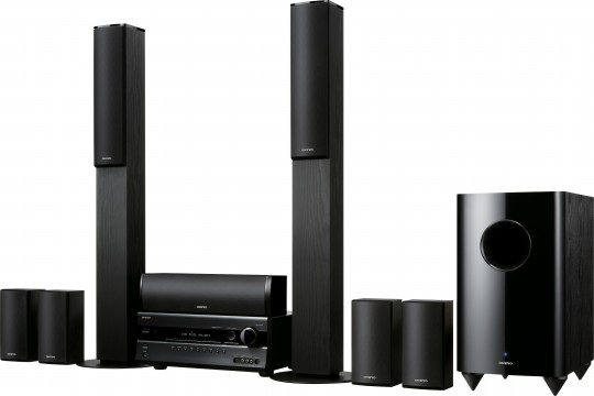 onkyo ht s7200 and ht s6200 7 1 channel home theater systems itech news net. Black Bedroom Furniture Sets. Home Design Ideas