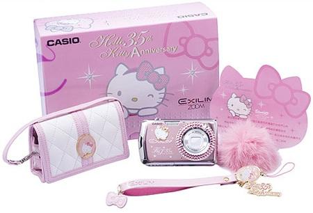 Casio Exilim EX-Z2 Hello Kitty