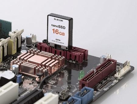 Elecom Nanossd Esd Idsaa Ssd Plugs Directly To Sata Port