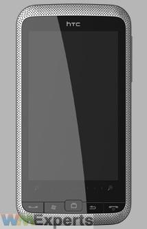 HTC Whitestone smartphone