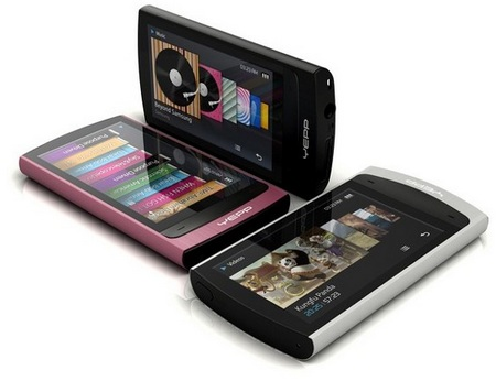 Samsung YP-R1 Beat DJ TouchWiz PMP