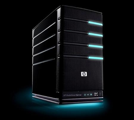 hp mediasmart ex490 and ex495 home servers itech news net. Black Bedroom Furniture Sets. Home Design Ideas