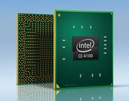 Intel Atom CE4100 BGA