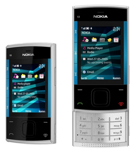 Along with the X6, Nokia