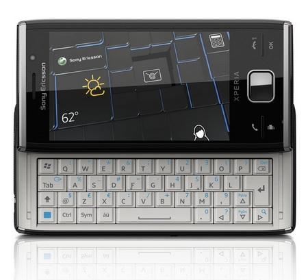 sony ericsson xperia x2a. Sony Ericsson XPERIA X2 WM6.5