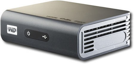 Western Digital WD TV Live HD Media Player