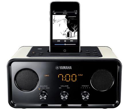 Yamaha tsx w80 and tsx 70 ipod speaker docks itech news net for Yamaha sound dock