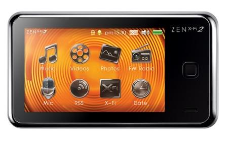 Creative Zen X-Fi2 PMP