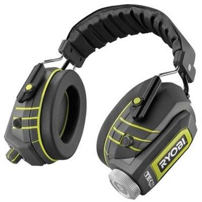 Ryobi launches the Audio Plus RP4530 noise suppression headphones ...