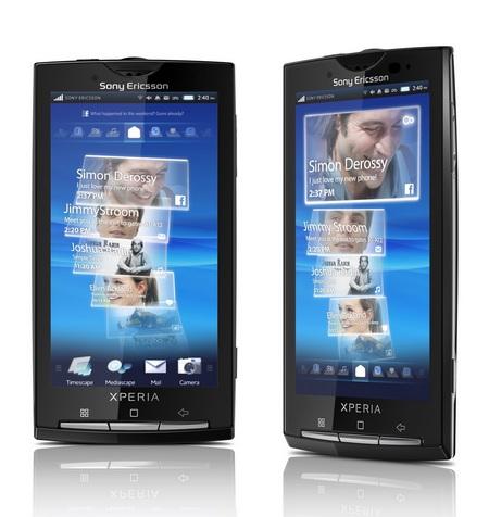 Sony Ericsson XPERIA X10 Android Phone Sony-Ericsson-XPERIA-X10-Android-Phone-1