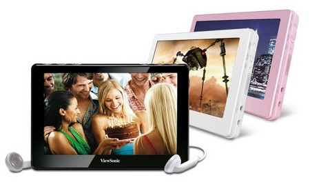 ViewSonic MovieBook VPD400 720p PMP