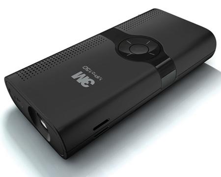 3M MPro150 Pocket Projector