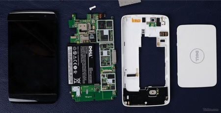 Date added: 08/26/2010 Dell Mini 5 Disassembled – SnapDragon powered