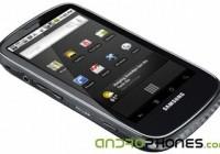 Samsung Galaxy2 Leaked Shot