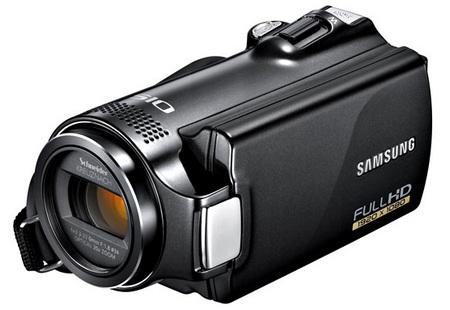 Samsung HMX-H200, HMX-203, HMX-H204 and HMX-H205 Full HD Camcorders 1