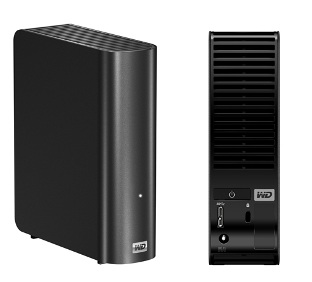 WD My Book 3.0 USB 3.0 SuperSpeed External Hard Drive