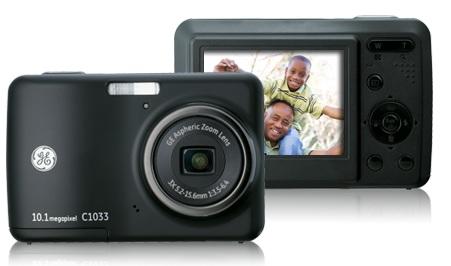 Продам фотоаппарат General Electric GE C1033