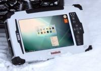 Handheld Group Algiz 7 Rugged Tablet PC snow