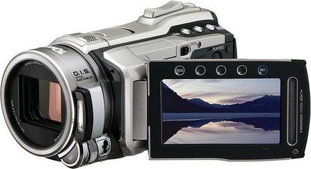 JVC Everio GZ-HM1 Full HD Camcorder