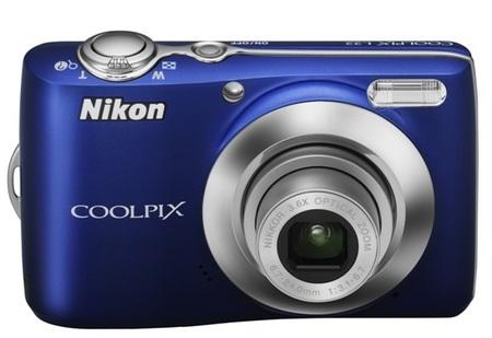 Nikon CoolPix L22 Digital Camera blue