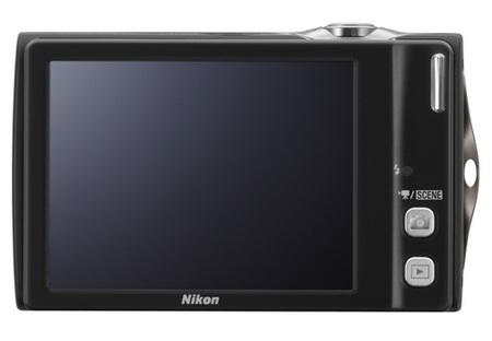 Nikon CoolPix S4000 Touchscreen Digital Camera back