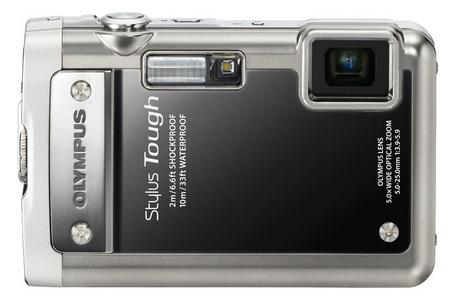 Olympus STYLUS TOUGH-8010 ultra rugged camera black