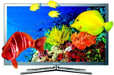 Samsung C7000 Series Full HD 3D TV