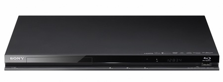 Sony BDP-S470 Blu-ray 3D-ready player