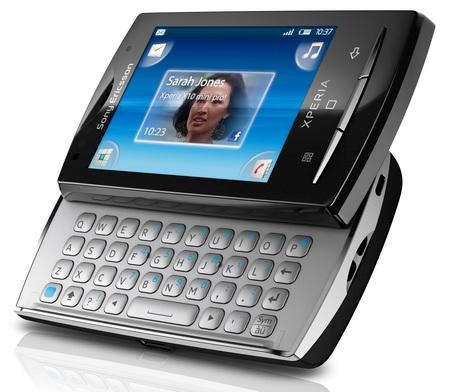 sony ericsson xperia x10. Sony Ericsson Xperia X10 mini