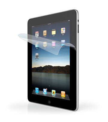 iluv iCC1190 Clear Protective Film for iPad