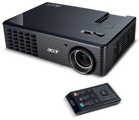 Acer X1261 NVIDIA 3D Vision-Ready Projector