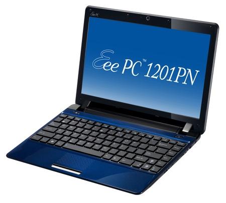 Asus Eee PC 1201PN Ion 2 netbook