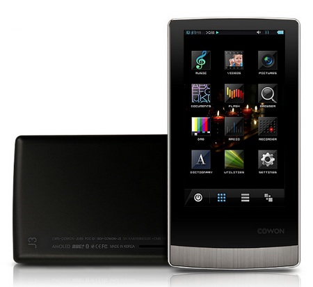 Brand New Trio Portable Media Player T3010 4GB