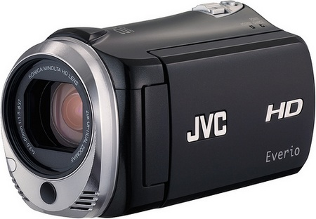 JVC Everio GZ-HM320 Full HD Camcorder
