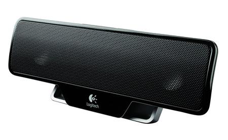 Logitech Laptop Speaker Z205 with a Clip-on Design