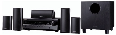 Onkyo HT-S3300 5.1-channel home theater system