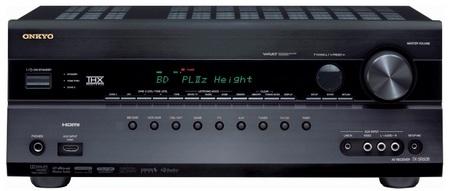 Onkyo TX-SR608 THX Certified 3D-Ready AV Receiver