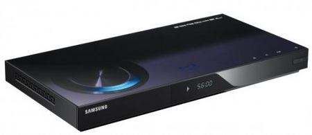 Samsung BD-C6900 3D Blu-ray Player Now Available