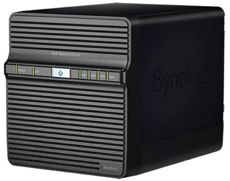 Synology DiskStation DS410 4-Bay NAS