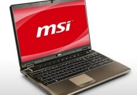 MSI GE600-002US Core i5 Notebook