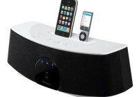 Pioneer Duo Series XW-NAC1-K Dual-Dock iPod Speaker