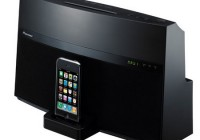 Pioneer XW-NAV1K-K HTD System with iPod Dock