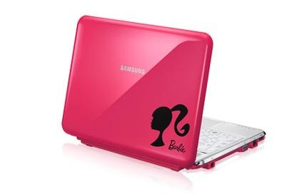 http://www.itechnews.net/wp-content/uploads/2010/05/Samsung-X170-Barbie-Special-Edition-Notebook-Pink.jpg