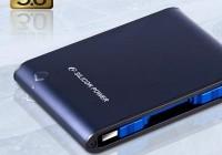 Silicon Power Armor A80 USB 3.0 Portable Hard Drive