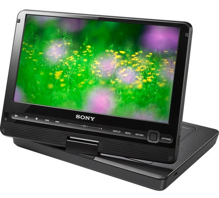 Sony DVP-FX950 Portable DVD Player