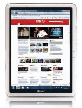 amtek itablet T23A tablet pc
