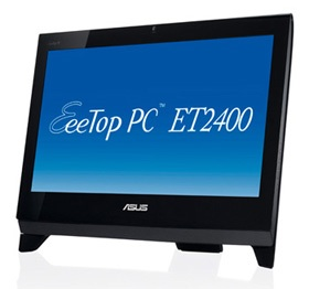Asus EeeTop PC ET2400 Series All-in-one PC